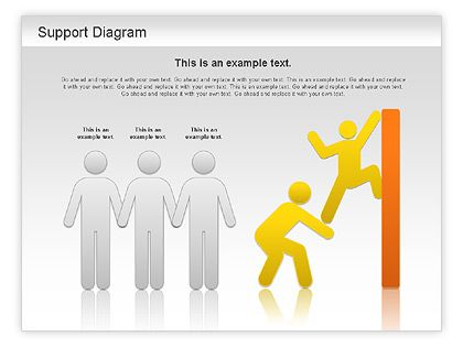 Support Diagram, download and create aggressive presentations in - bmi chart template