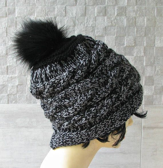 Cool Hats, Winter Hat for Women, Kniited Beanie Hat, Knit Hat for ...