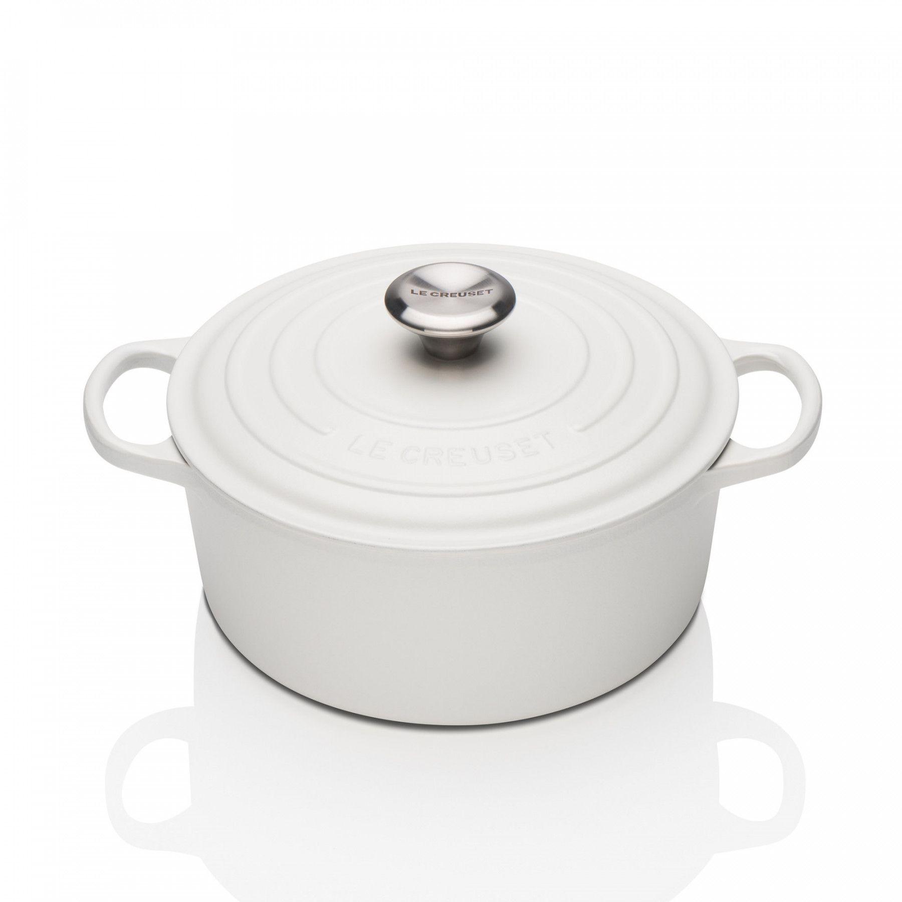 Cocotte ronde cm coton le creuset i want pinterest kitchens