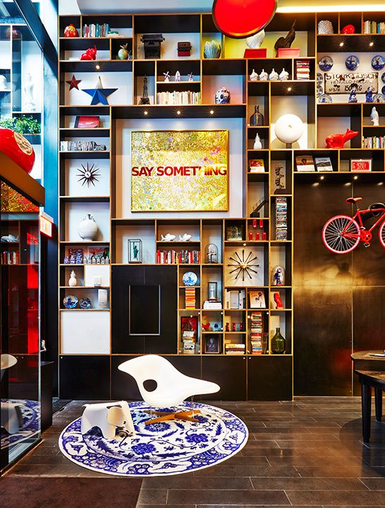 hotel citizenM arq Pinterest Interiors, Lobbies and Walls - design hotel citizenm london