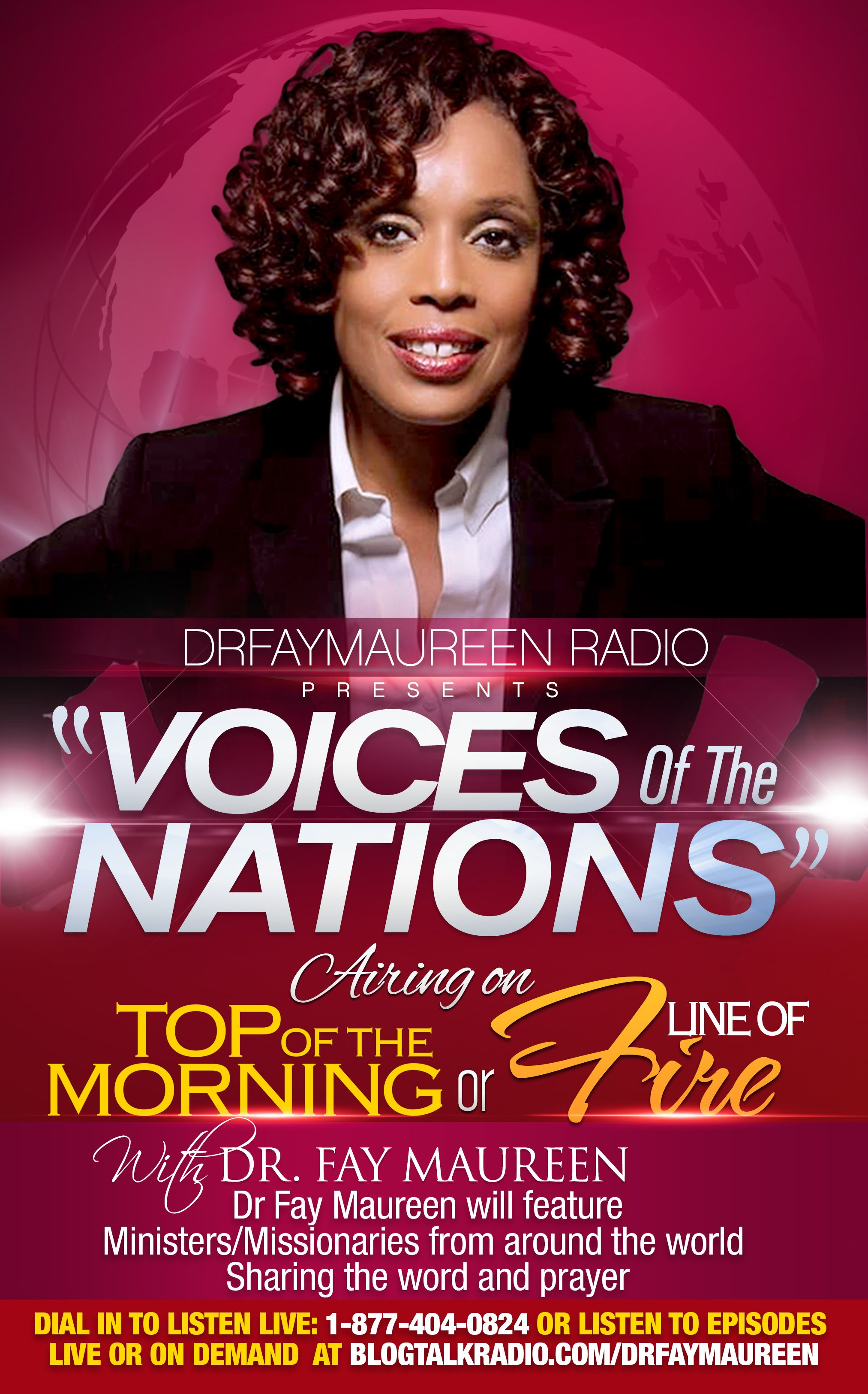 Voices of the Nations The voice, Radio, National