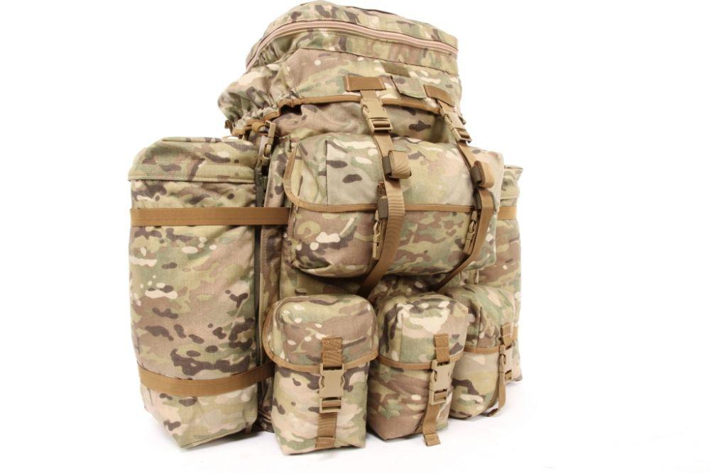 Kängor Djungel Cordura US Army OD Uniformer & Utrustning