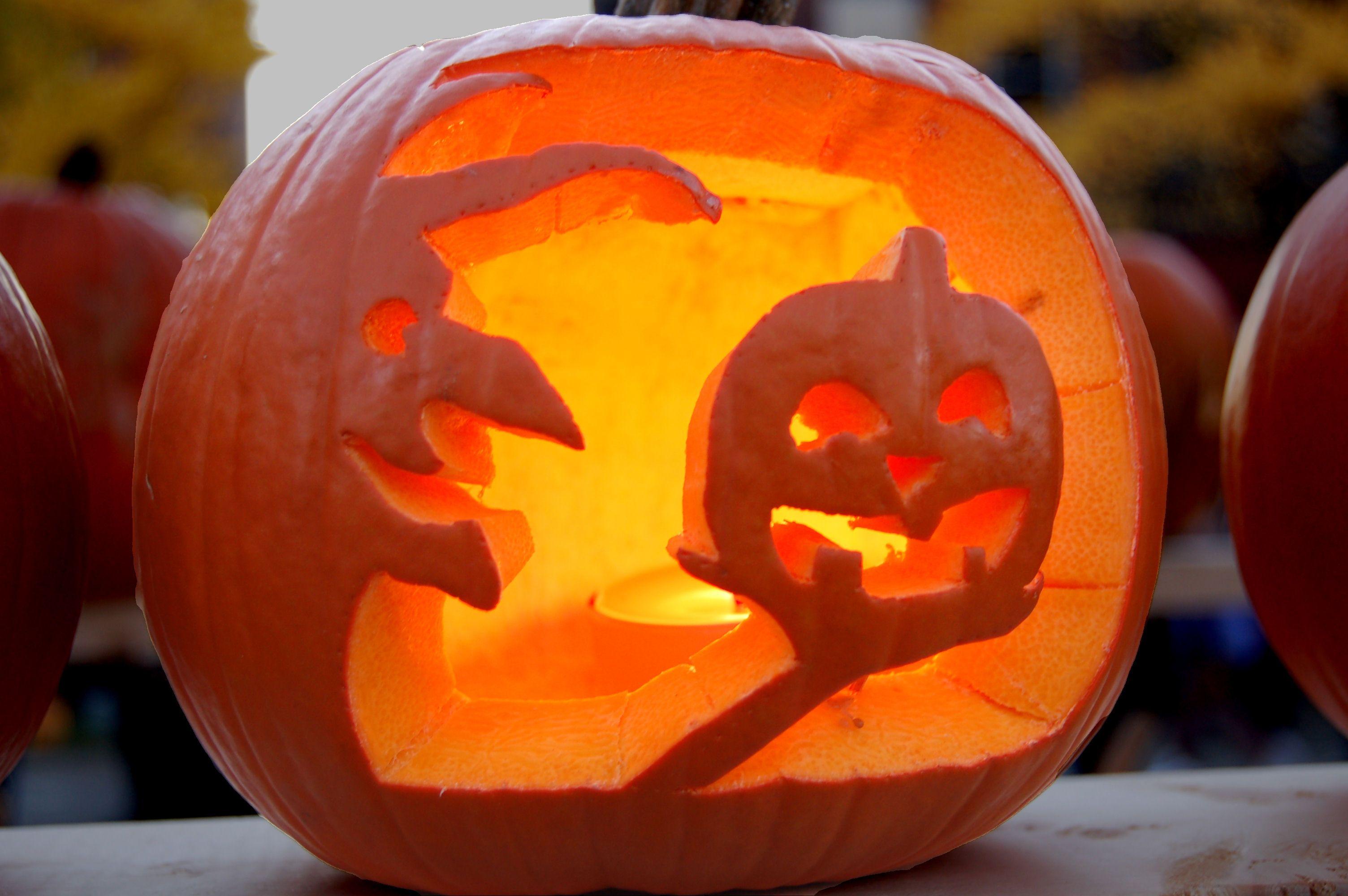 witch pumpkin carving | halloween | pinterest | pumpkin carving
