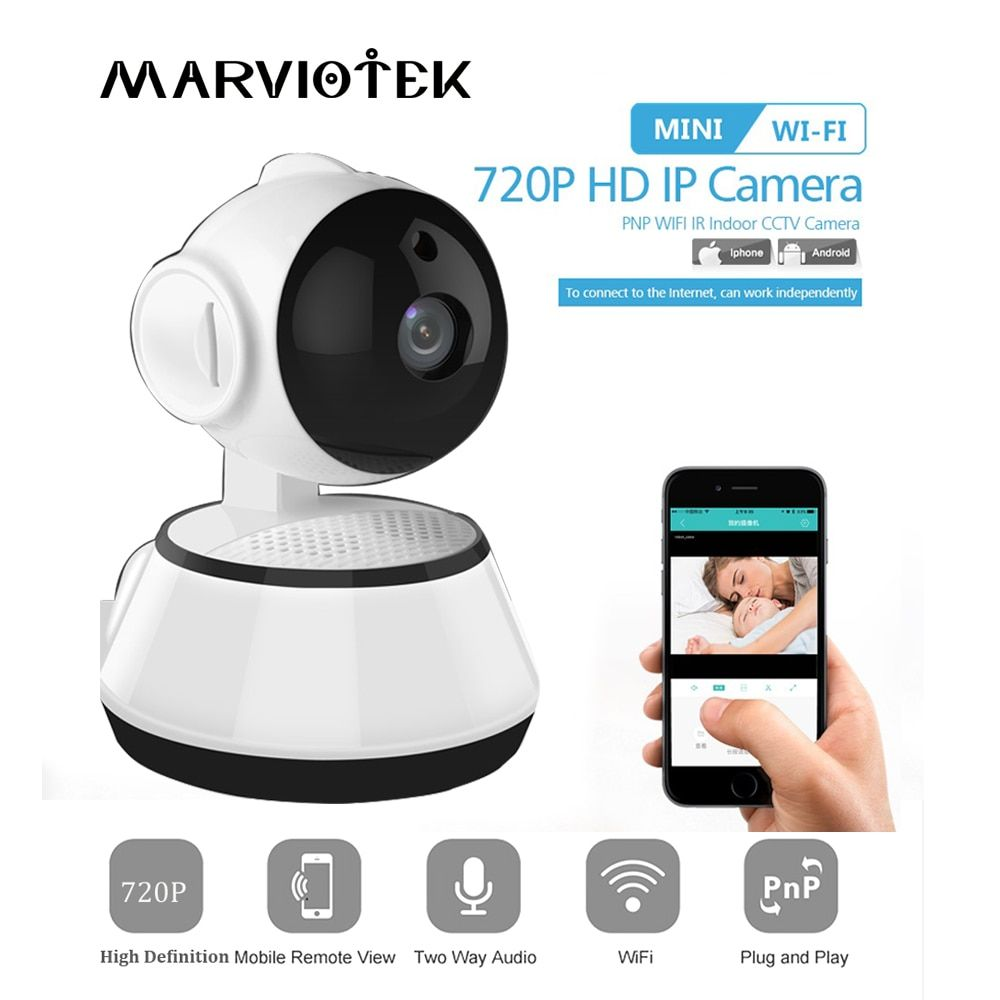720P CCTV Camera HD IP Camera WIFI Home Security