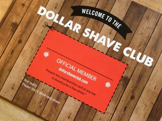 Dollar Shave Club: The Unboxing Experience is F***ING GREAT ...