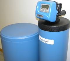 Hellenbrand H 100 24 000 Grain Metered Water Softener Water