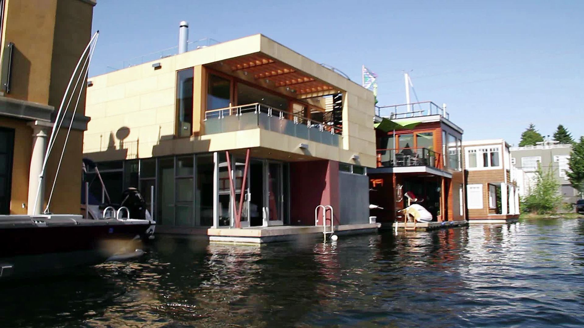 Houseboats In Seattle Houseboat Puerto Rico Google Search Houseboats Pinterest