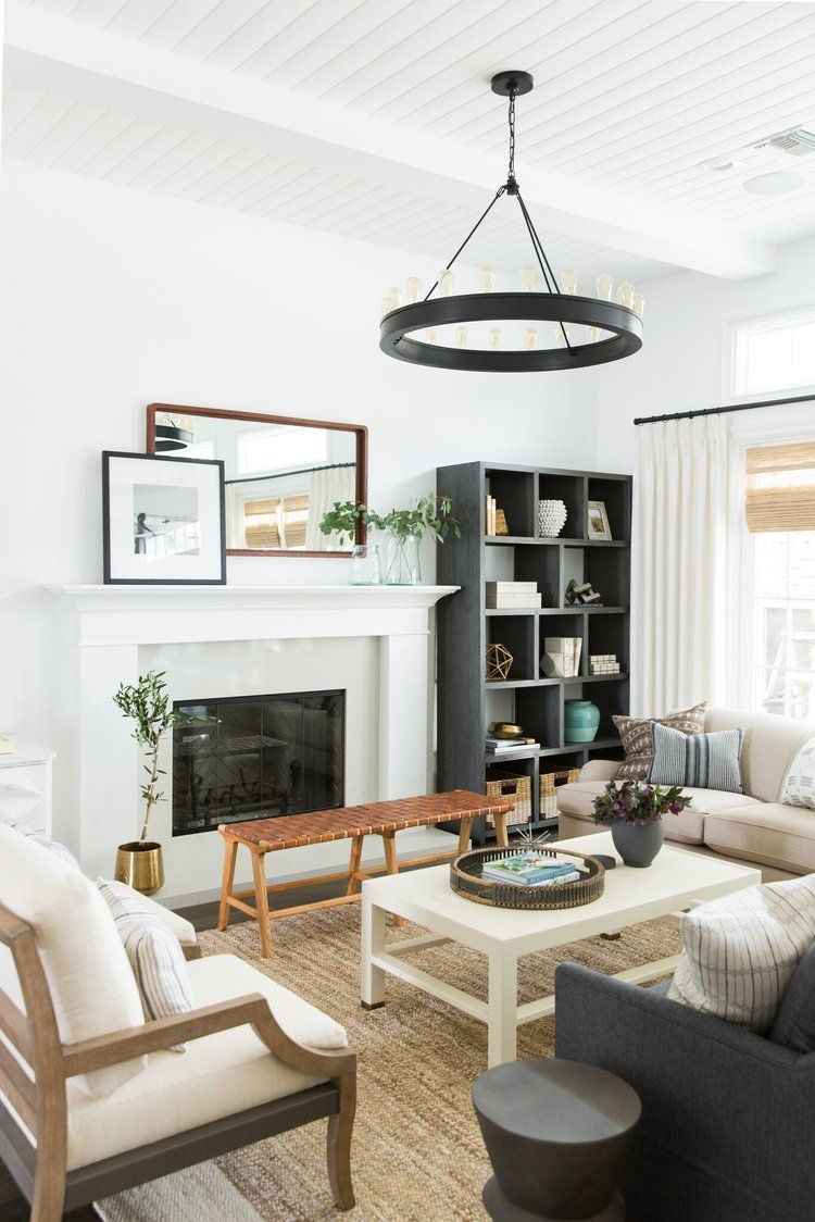 Remodel living room before and after | Living Room Design | Living ...