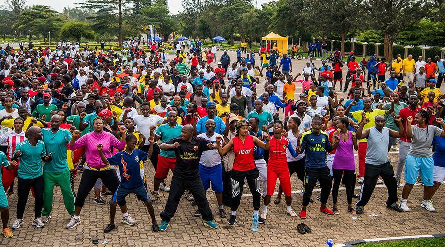 via PerilOfAfrica New Times (Rwanda) Public spaces and