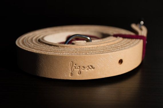 Red Gariz Genuine Leather XS-WSM2 Camera Hand Strap for Mirroless Camera