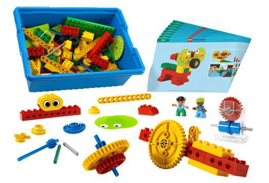 Máquinas tempranas sencillas DUPLO Technic - LEGO Education ...