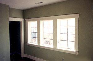Window Trim | Interior Design Ideas | Robert\'s | Pinterest ...