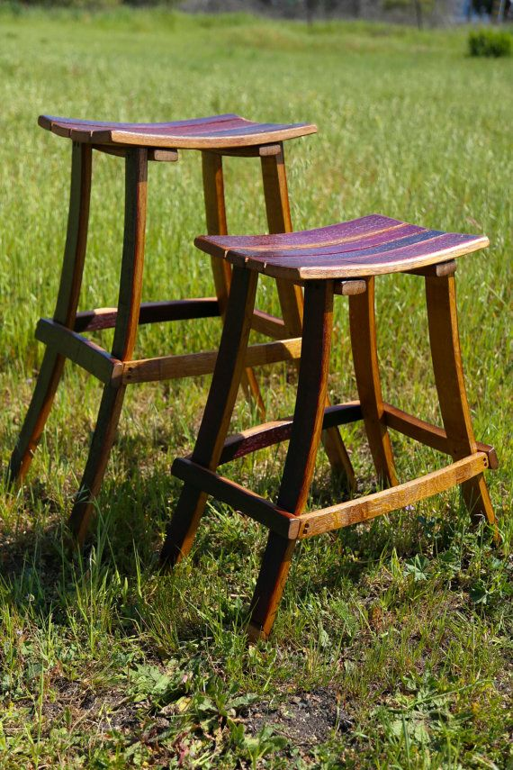 The 25 Best Wine Barrel Bar Stools Ideas On Pinterest