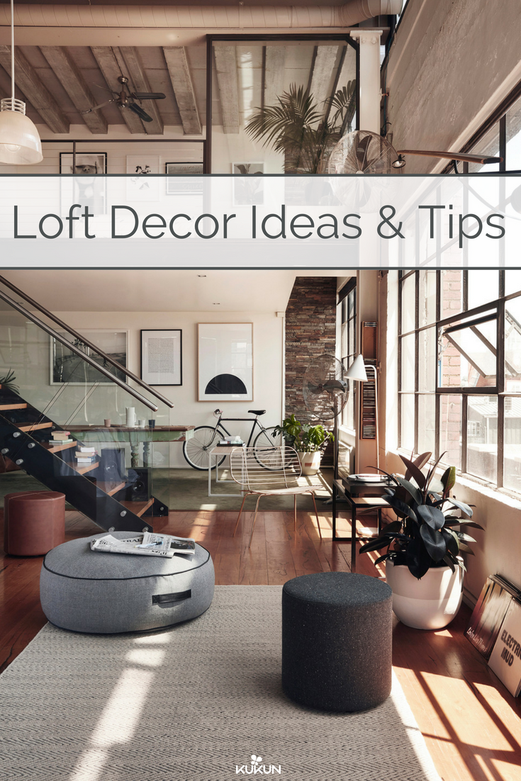 Important Things To Consider For Your Loft Interior Design Loft Living Space Loft Apartment Decorating Loft Decor