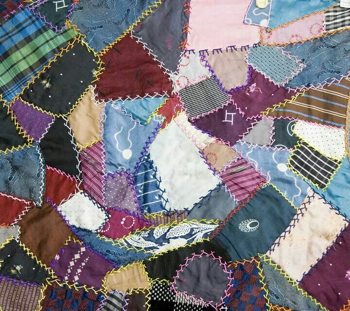 Love Crazy Quilts, too.