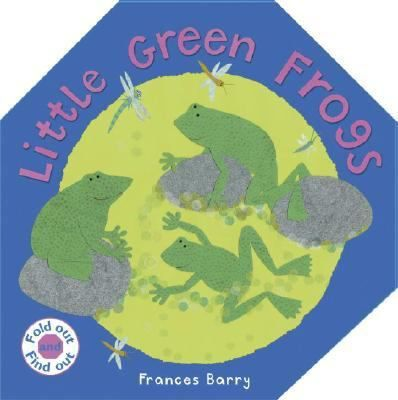 Little Green Frogs by Frances Barry