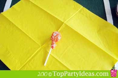 Football Party Favor Penalty Flag Football Party Favors Football Birthday Party Football Party