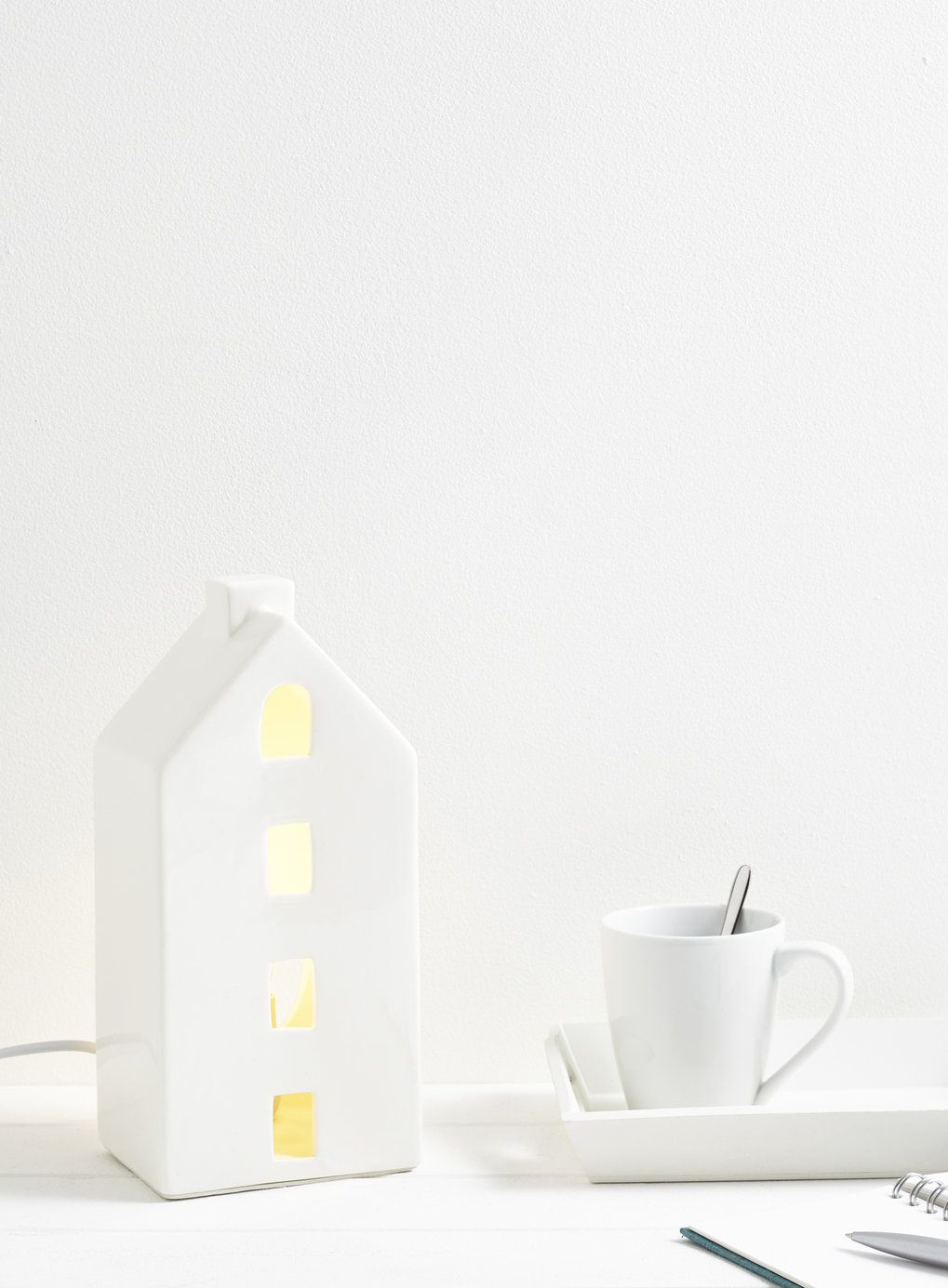 House Table Lamp - Table Lamps - Home, Lighting & Furniture - BHS ...