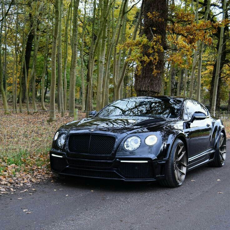 Luxury Cars Bentley Car Cars: Onyx Bentley GTX 700