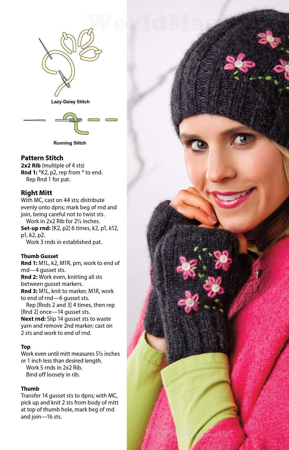 #ClippedOnIssuu from Creative knitting usa winter 2012