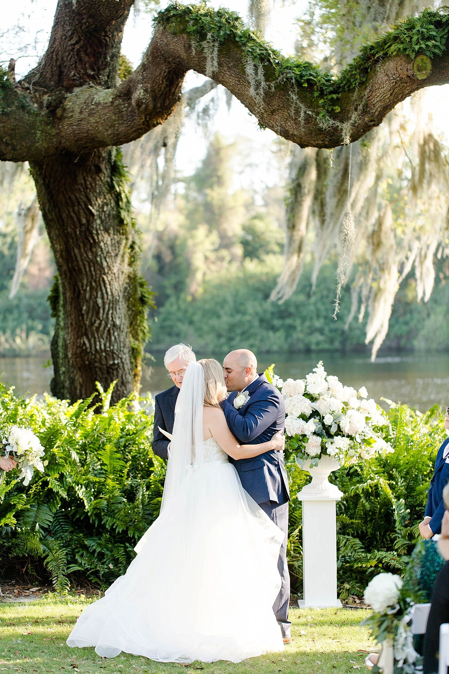 Outdoor Wedding At Innisbrook By