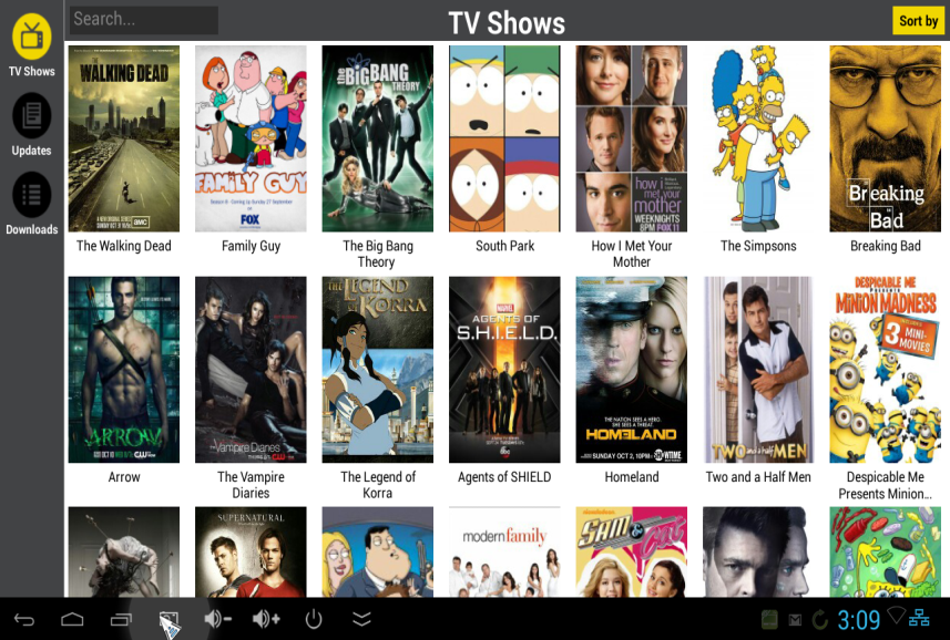 Download Show Box For PC Streaming tv shows, Movies to