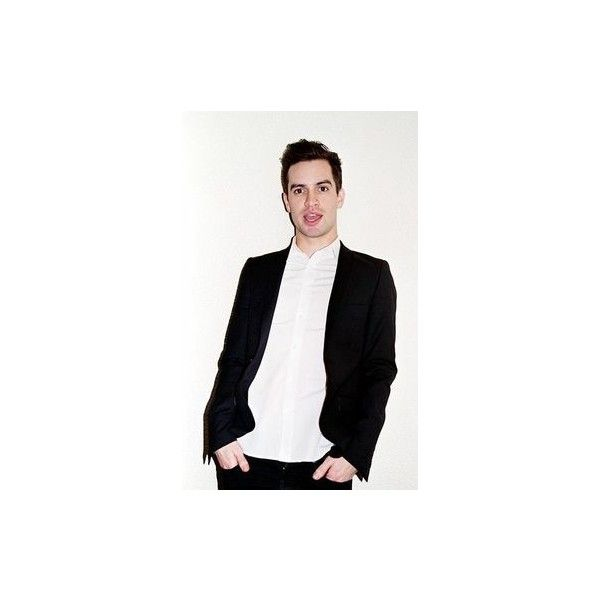 Brendon Urie! ️ ❤ liked on Polyvore featuring brendon urie