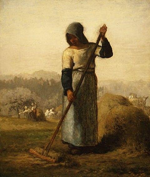 Peintre célèbre - Jean Francois Millet | Histoire de l'art, École de barbizon et Peintre