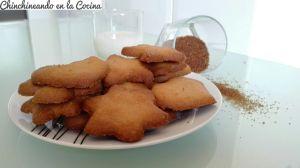 Crujientes galletas de dulce de leche, os apetece una??????????