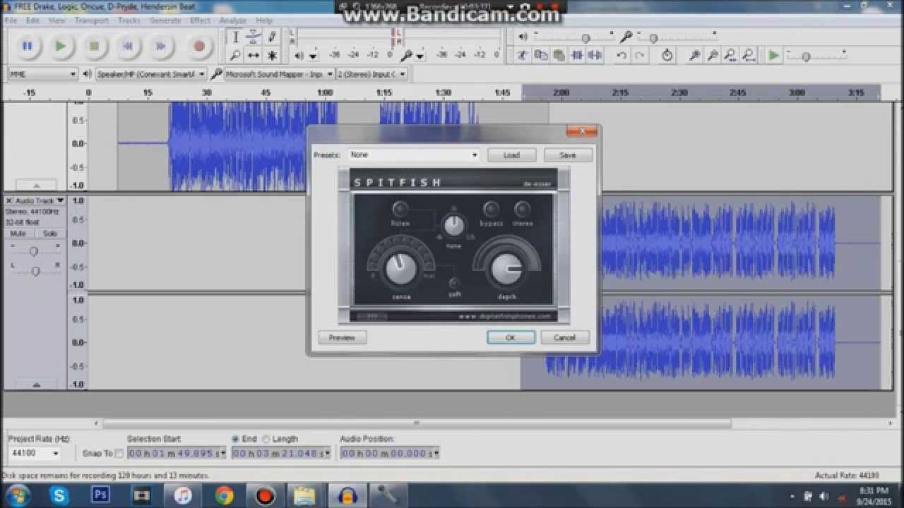 Audacity Tutorial How to Mix & Master Your Vocals to