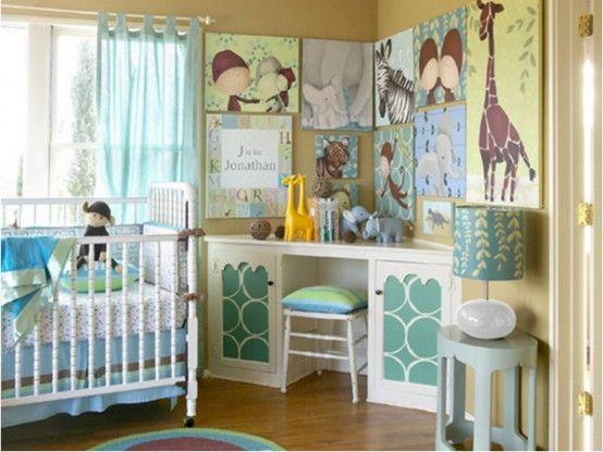 Jungle Room Decoration