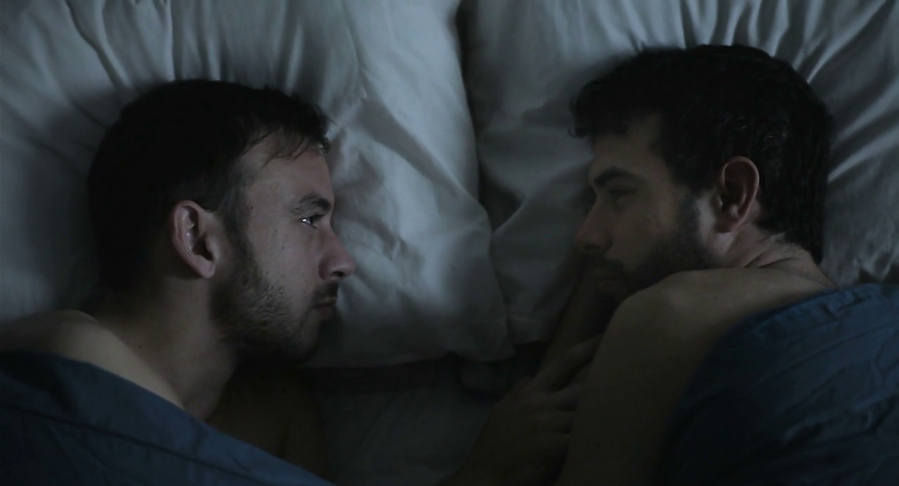 Chris New, Tom Cullen - Weekend, d'Andrew Haigh