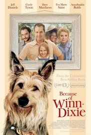 Because Winn Dixie Full Movie. A mischievous dog befriends a lonely young girl in a new town and helps her make new friends.