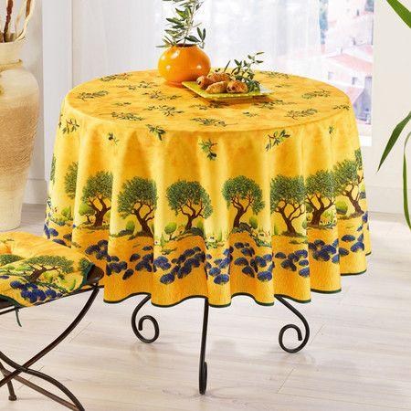 Village De Provence Tablecloth