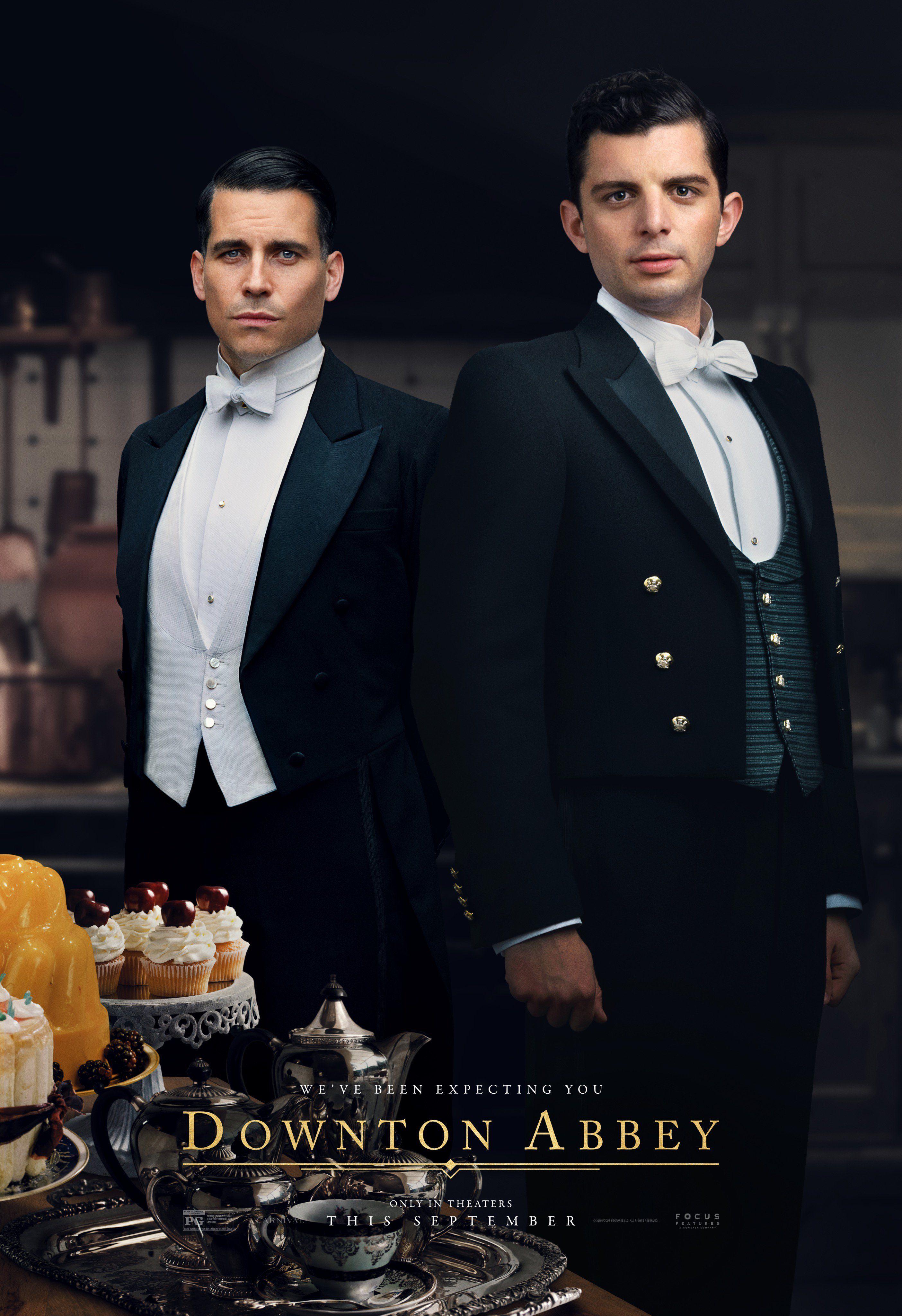 Downton Abbey movie poster Downton abbey movie, Downton