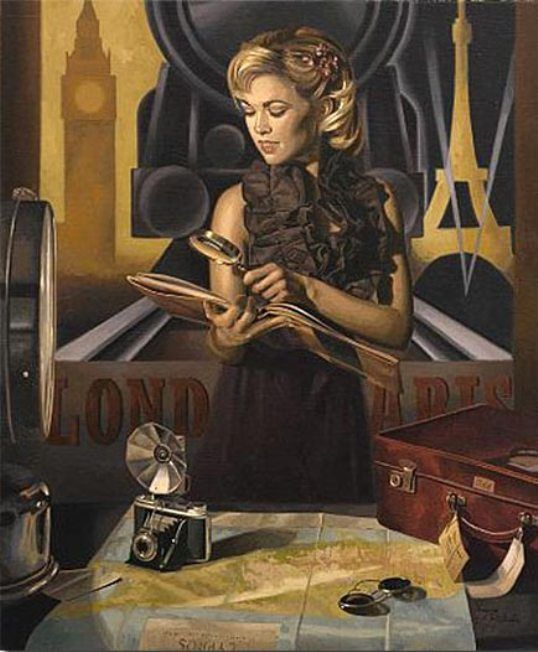 Peregrine Heathcote | Tutt'Art@ | Pittura * Scultura * Poesia * Musica |