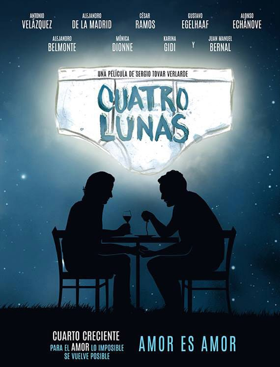 Cinextremo Cuatro Lunas New Movies Film Poster Design Film