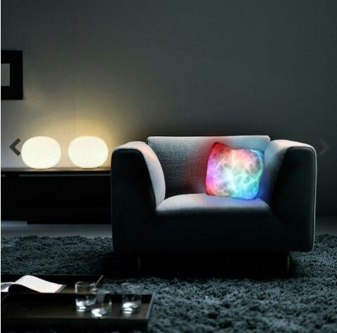 GlowUp Pillow