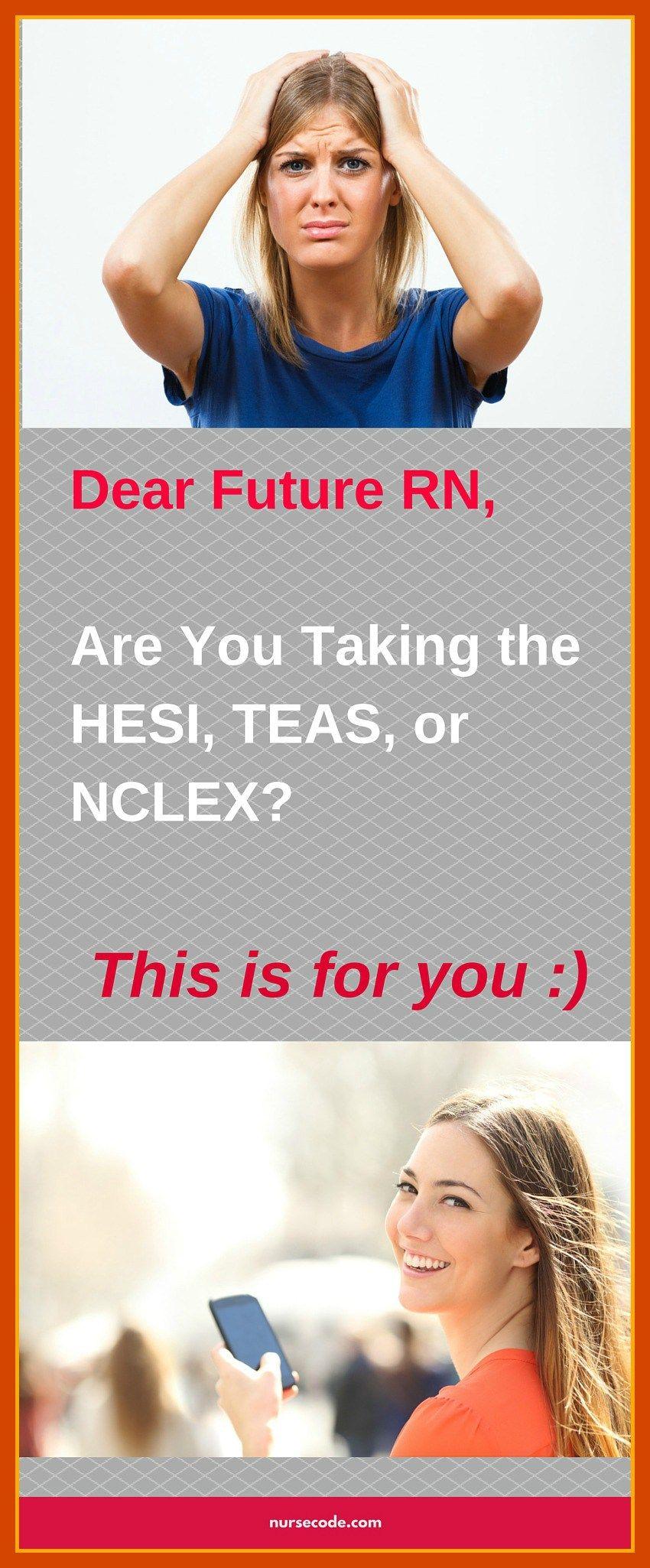 Study for HESI, TEAS, or NCLEX EDU Nursing exam