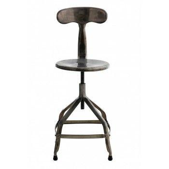 Kaarf Chair Tabouret De Bar Metal Chaise De Bar Design Tabouret De Bar