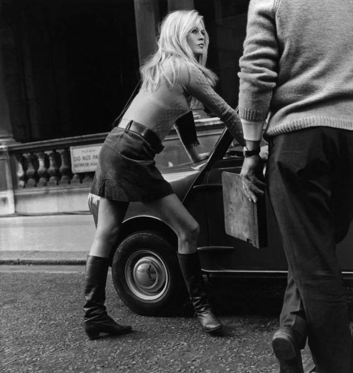 Michael Webb – Mini Car Mini Skirt (Limited Edition)