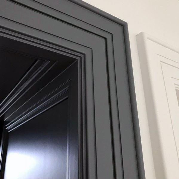 Top 50 Best Interior Door Trim Ideas Casing And Molding Designs Interior Door Trim Door Frame Molding Moldings And Trim