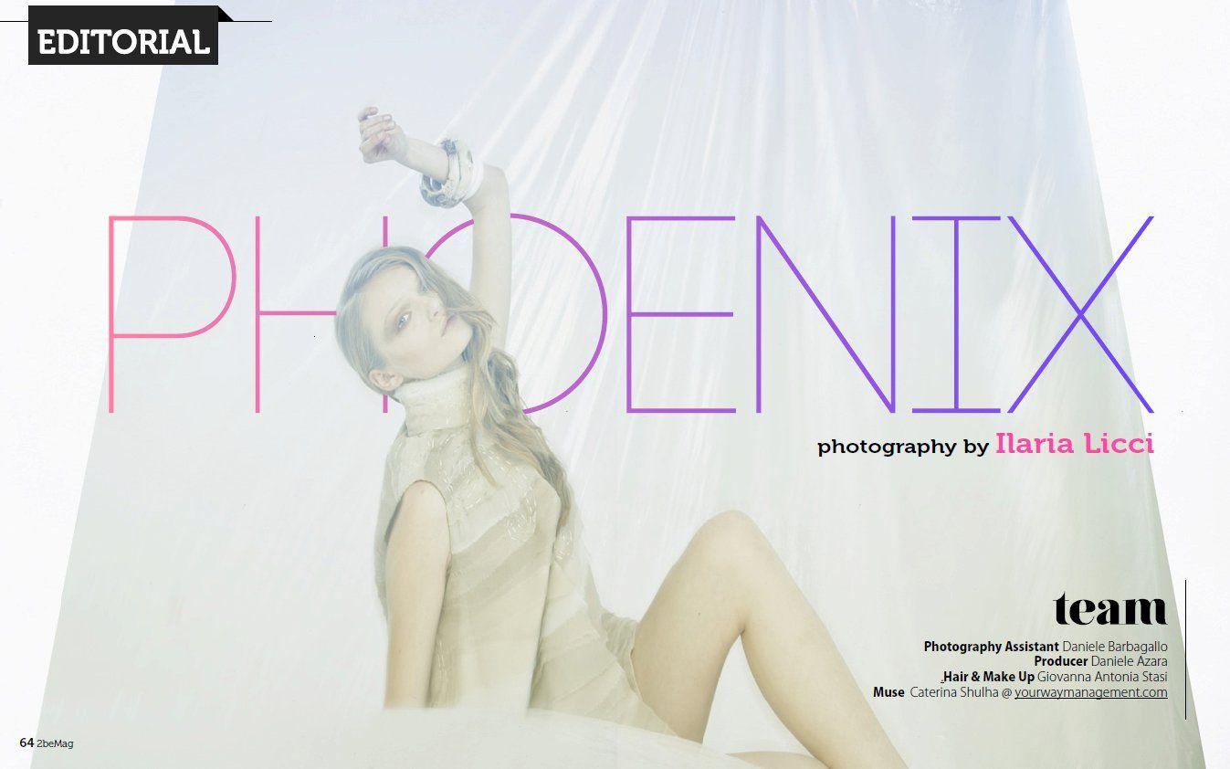 "fashion editorial for ""2B-magazine ph. Ilaraia Licci assistant Daniele Barbagallo producer Daniele Azara hair-make up Giovanna A. Stasi muse Caterina Shula"