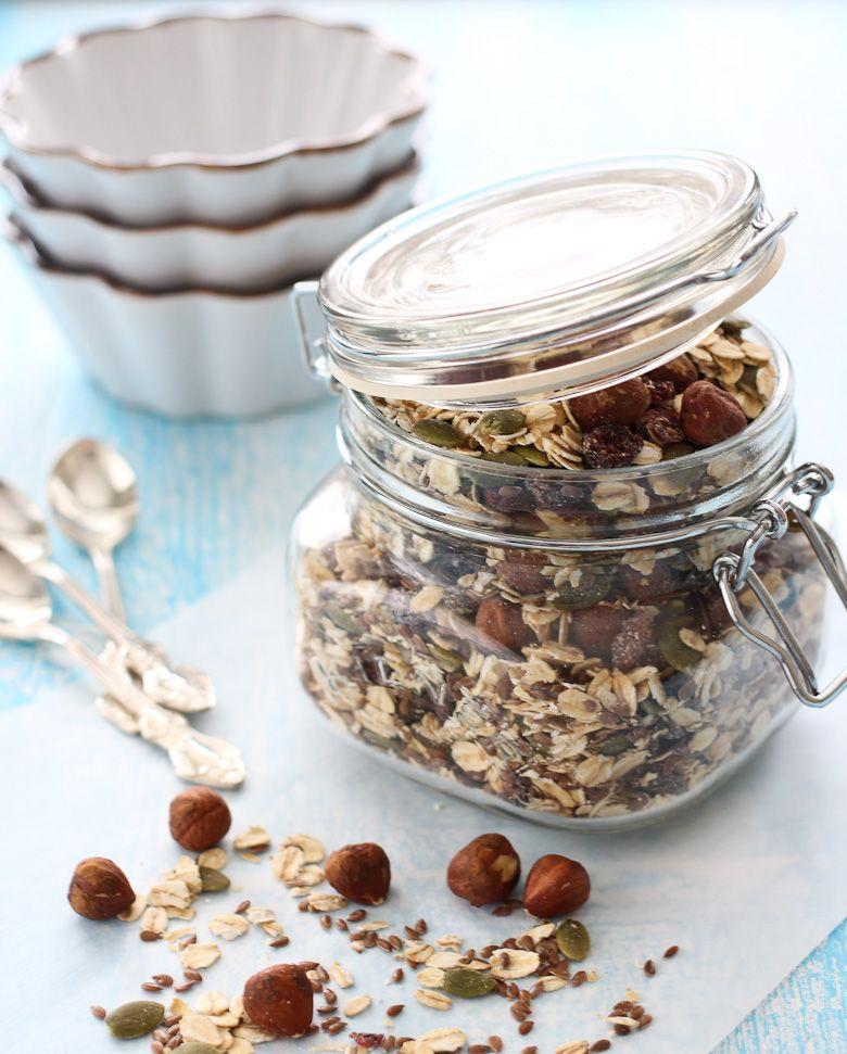 How to Make Homemade Muesli | Let us eat Vegan | Pinterest