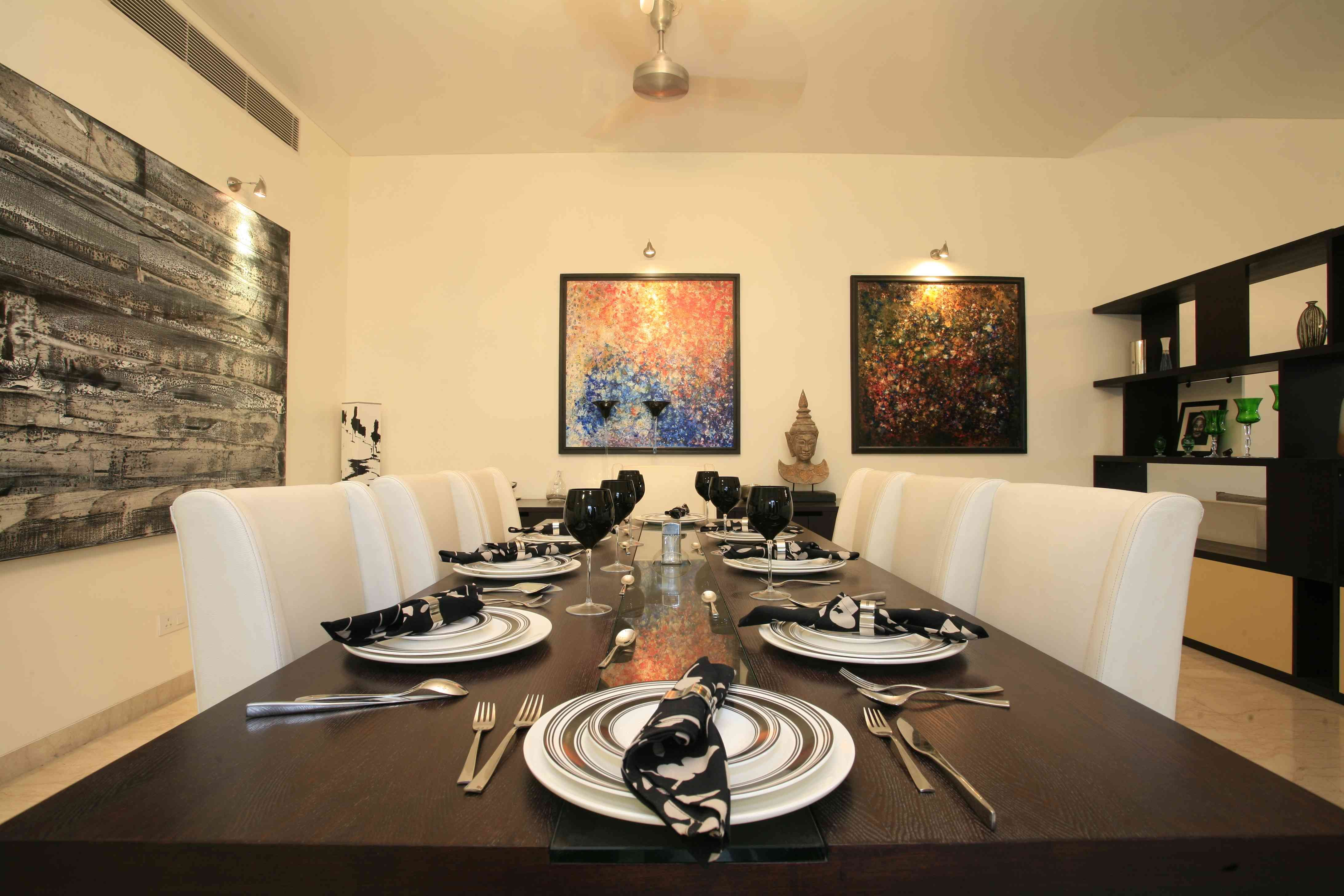 Design by Neha Chugh | Design, Dining room design, Indian ...