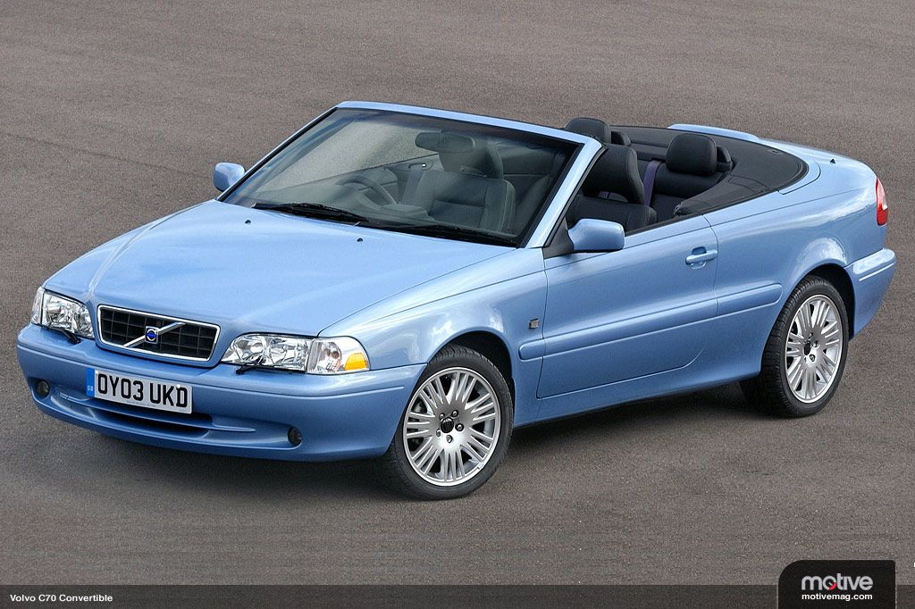 volvo c70 1997 conv volvo convertible cabrio volvo. Black Bedroom Furniture Sets. Home Design Ideas