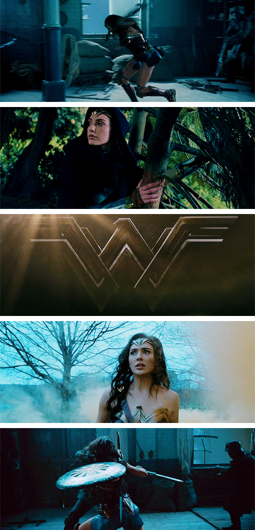 Wonder Woman (2017)> Who is else is incredibly excited to see this?