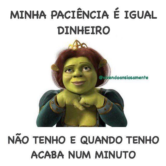 Instagram Photo By Vivendoansiosamente Jul 3 2016 At 11 12pm Utc Princess Fiona Shrek Shrek Funny