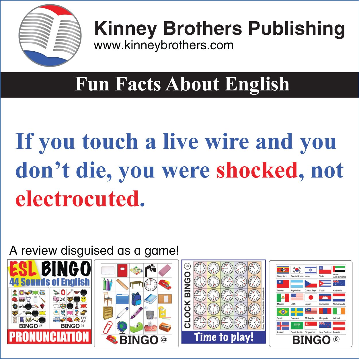 Fun Facts About English 46 In