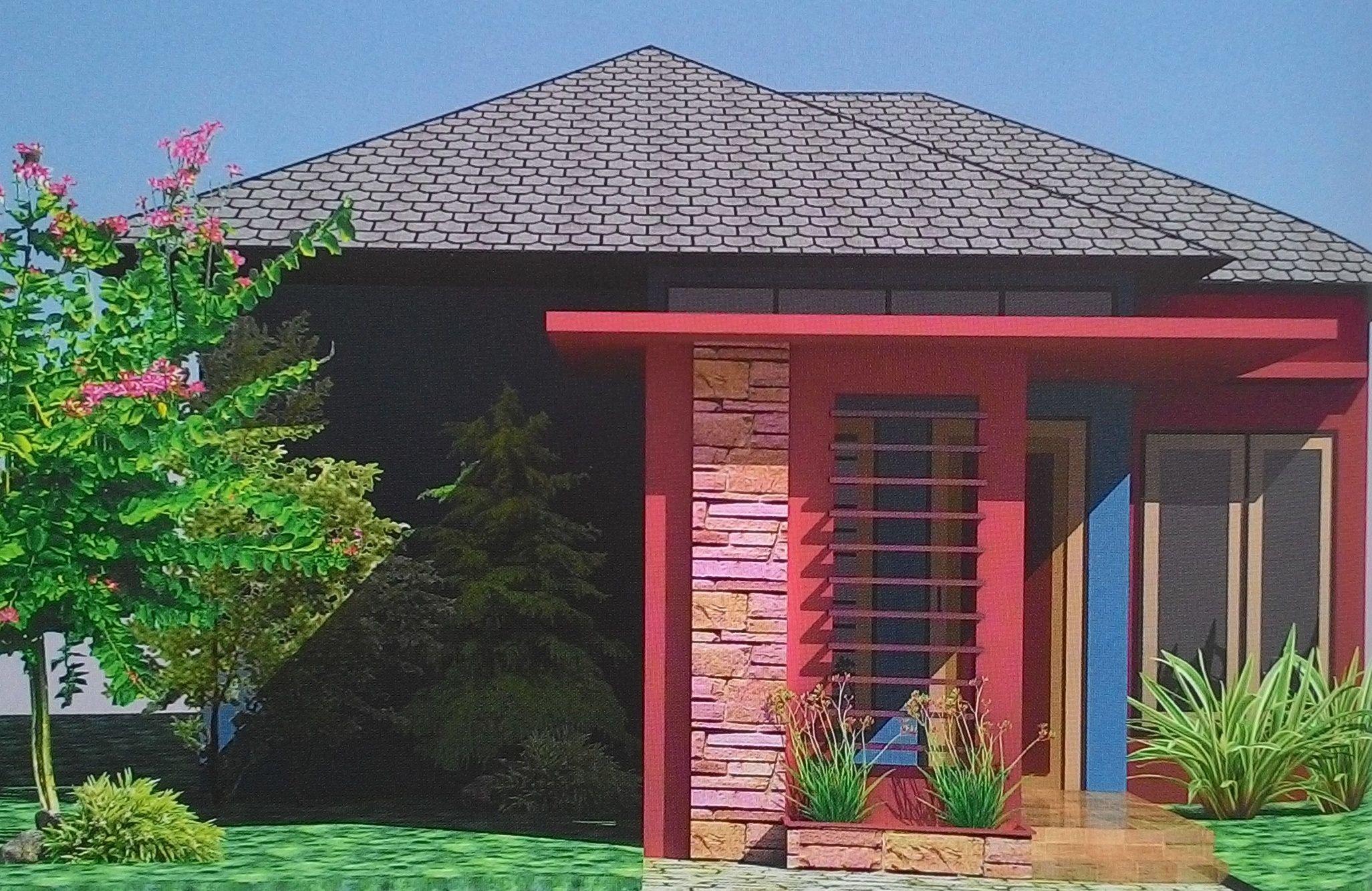 Unique Terrace Design Home Pyramide Roof Front Porch Design House Design Porch Design